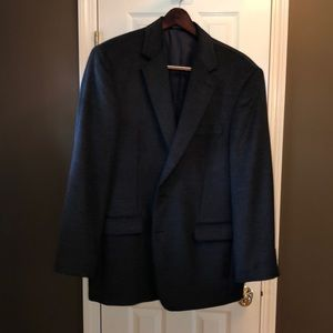 Nautica Men's Blazer.  Charcoal Grey.